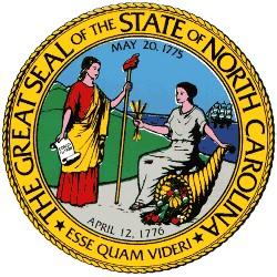 North Carolina Secretary of State